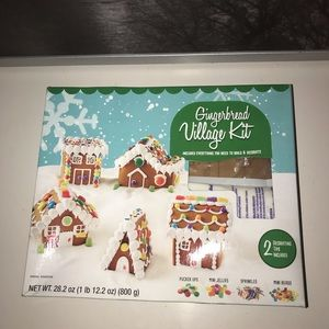 Other - Gingerbread Village Kit